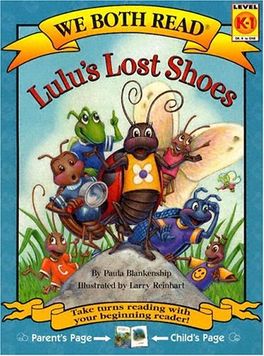 Lulu's Lost Shoes (We Both Read: Level K-1 (Paperback)): Paula Blankenship