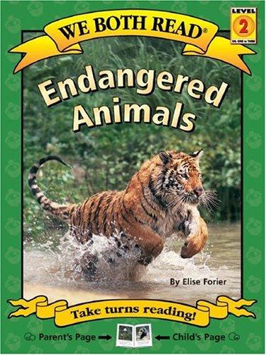 9781891327711: Endangered Animals (We Both Read)