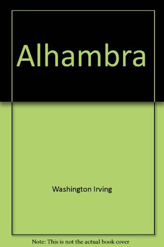 Alhambra: Washington Irving