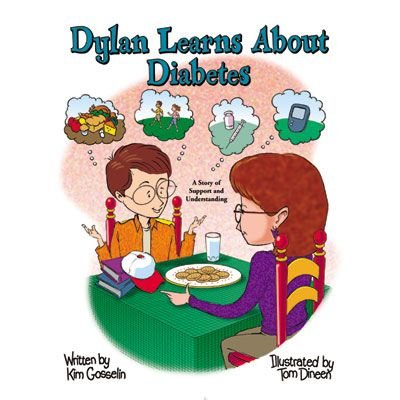 9781891383267: Dylan Learns About Diabetes (Special Family and Friends)
