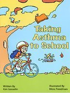 9781891383311: Taking Asthma to School...Coloring Book (Special Kids in School)