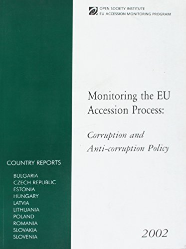 Corruption and Anti-Corruption Policy