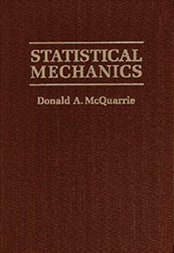 9781891389153: Statistical Mechanics