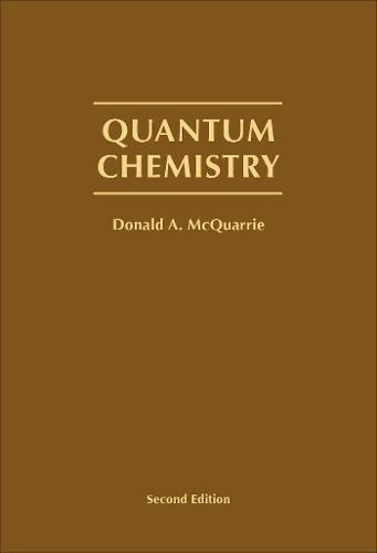 9781891389504: Quantum Chemistry