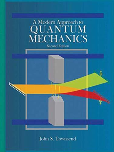 9781891389788: A Modern Approach to Quantum Mechanics