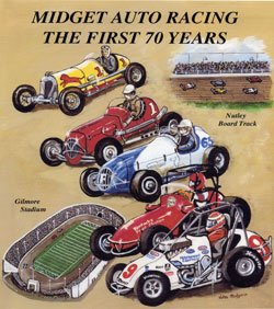9781891390241: Midget Auto Racing: The First 70 Years
