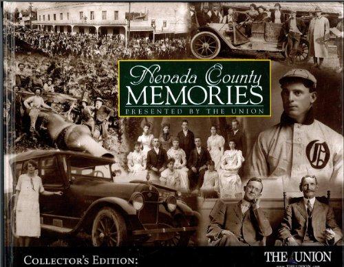 9781891395840: Nevada County Memories