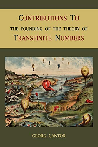 9781891396533: Contributions to the Founding of the Theory of Transfinite Numbers