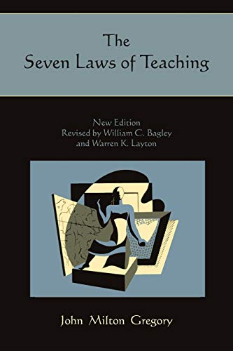 9781891396823: The Seven Laws of Teaching