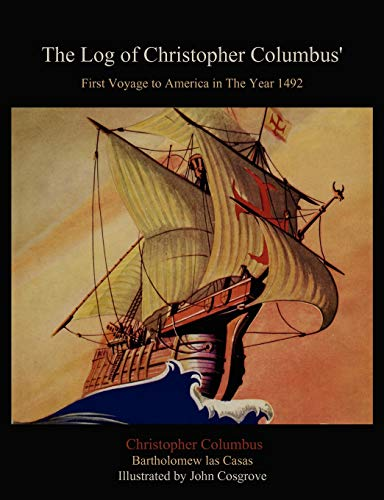 9781891396915: The Log of Christopher Columbus' First Voyage to America in the Year 1492