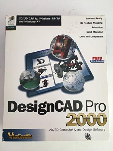 9781891398926: DesignCAD Pro 2000