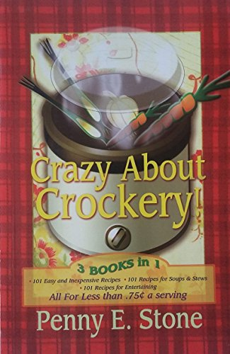 9781891400360: Crazy about Crockery: The Complete Collection--3 Books in One
