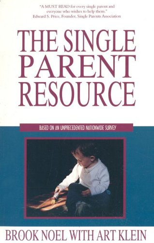 9781891400445: The Single Parent Resource