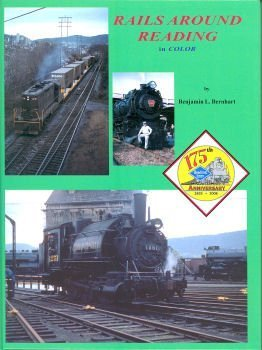Rails Around Reading in Color: Bernhart, Benjamin
