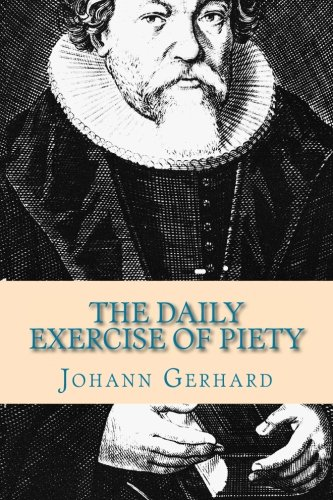 9781891469329: The Daily Exercise of Piety