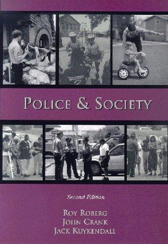 9781891487170: Police & Society