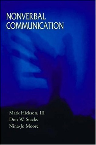 9781891487200: Nonverbal Communication: Studies and Applications