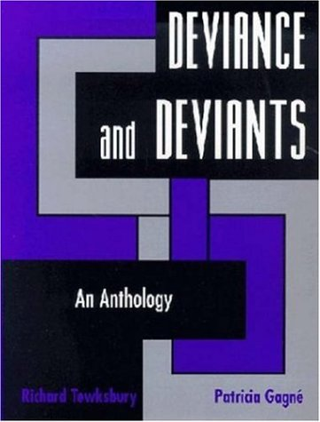 9781891487279: Deviance and Deviants: An Anthology