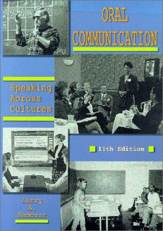 9781891487286: Oral Communication: Speaking Across Cultures