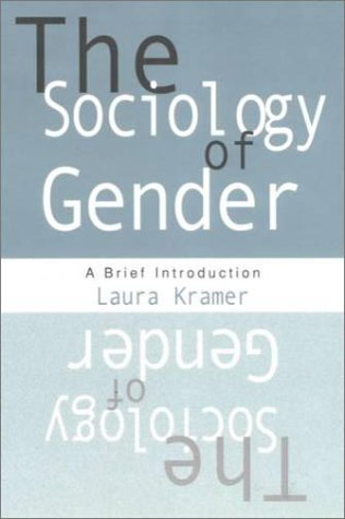9781891487484: The Sociology of Gender: A Brief Introduction