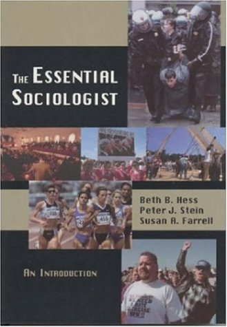 9781891487491: The Essential Sociologist: An Introduction