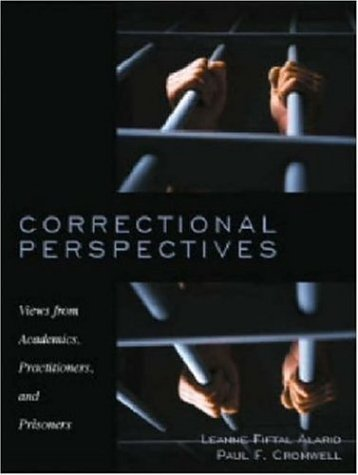 9781891487743: Correctional Perspectives: Views from Academics, Practitioners, and Prisoners