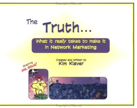 The Truth: What it Really Takes To Make it in Network Marketing: Cano, Brian et al., English, Paula