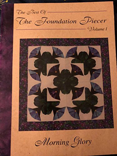 9781891497001: The Best of The Foundation Piecer, Volume 1