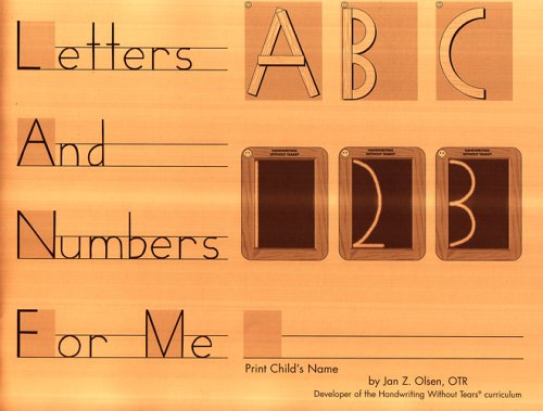 Letters and Numbers for Me-Contracted Edition