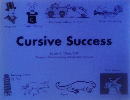 Cursive Success-Contracted Editions: Olsen, Jan