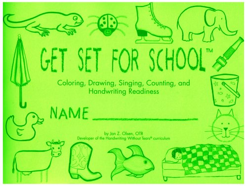 9781891627408: Get Set for School