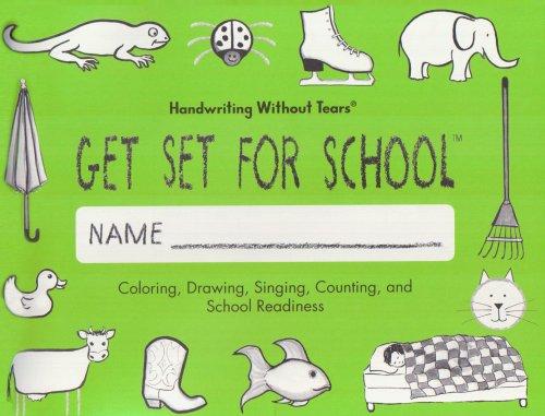 9781891627552: Get Set for School