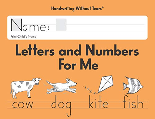 9781891627576: Letters and Numbers for Me