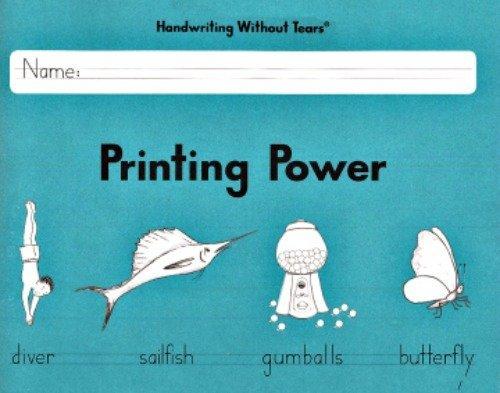 9781891627668: Printing Power - Grade 2