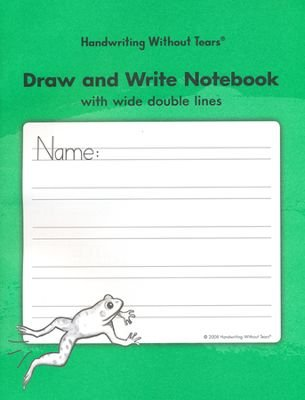 9781891627873: Draw and Write Notebook--Grades K to 1