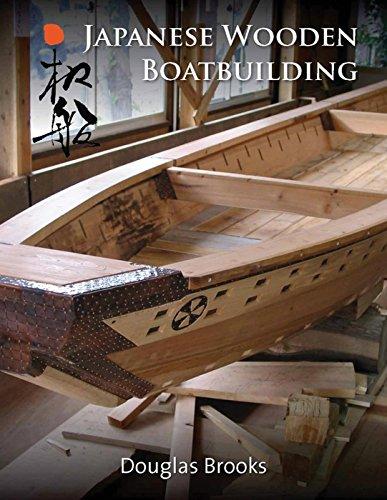 9781891640636: Japanese Wooden Boatbuilding