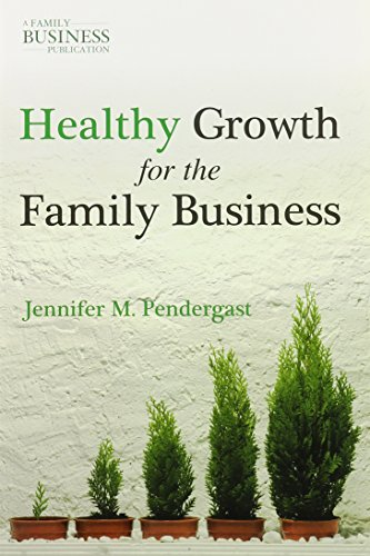9781891652172: Healthy Growth For The Family Business