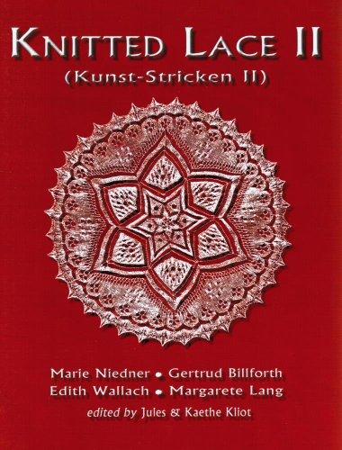 Knitted Lace 2 (Kunst-Stricken II): Gertrud Billforth, Edith