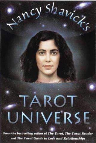9781891661082: Nancy Shavick's Tarot Universe