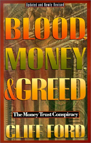 9781891668104: Blood Money & Greed