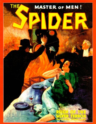 The Spider (#12): Reign of the Silver Terror