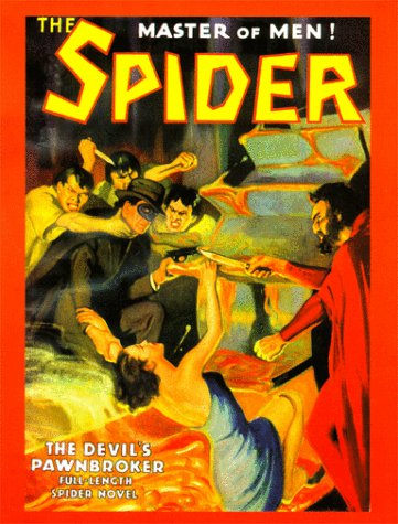 The Spider (#44): The Devil's Pawnbroker