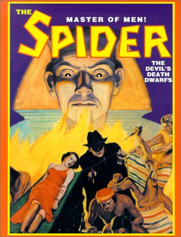 9781891729089: The Spider (#37): The Devil's Death Dwarfs