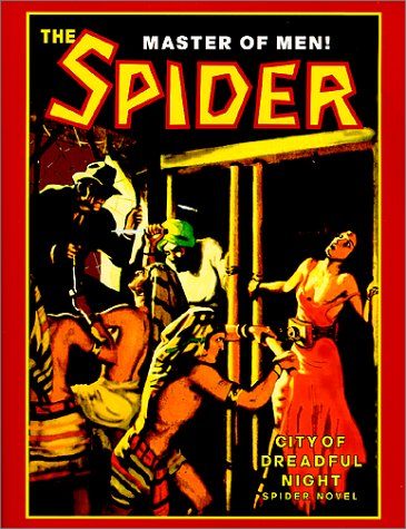 9781891729096: The Spider #38 : City Of Dreadful Night