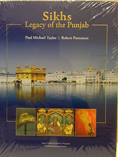 9781891739903: Sikhs: Legacy of the Punjab