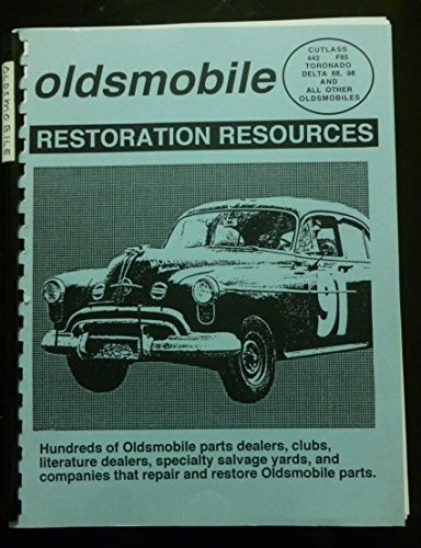9781891752094: Oldsmobile Parts Locating Guide