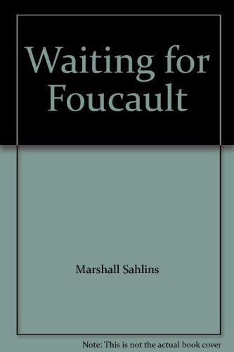 9781891754012: Waiting for Foucault