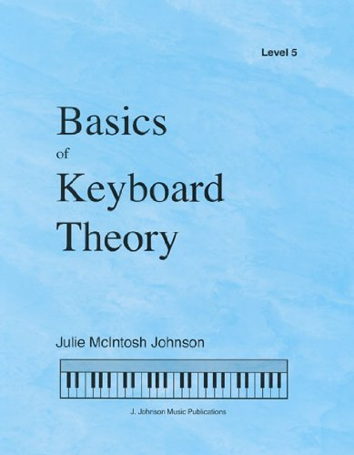 9781891757051: BKT5 - Basics of Keyboard Theory, Level 5