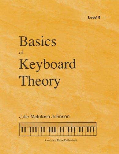 9781891757099: BKT9 - Basics of Keyboard Theory - Level 9