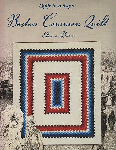 9781891776090: Boston Common Quilt